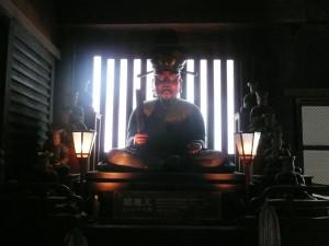 Zenkō-ji (善光寺) temple in Nagano, Japan