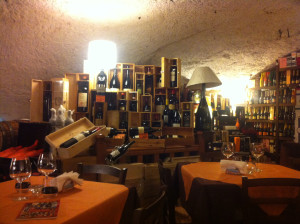 enoteca del grottino wine store and bar naples @ journeylism.nl