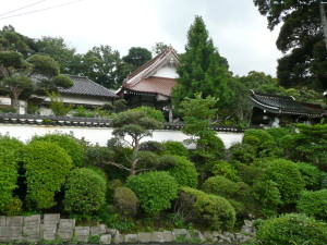 jofuku-ji tempel bed and breakfast hotel japan @ journeylism.nl