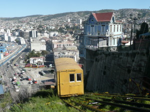 Valparaiso Chile fenicular @journeylism.nl