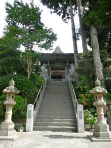 Entrance Jofuku-ji