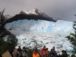 front wall perito moreno parque los glaciares argentina @ journeylism.nl