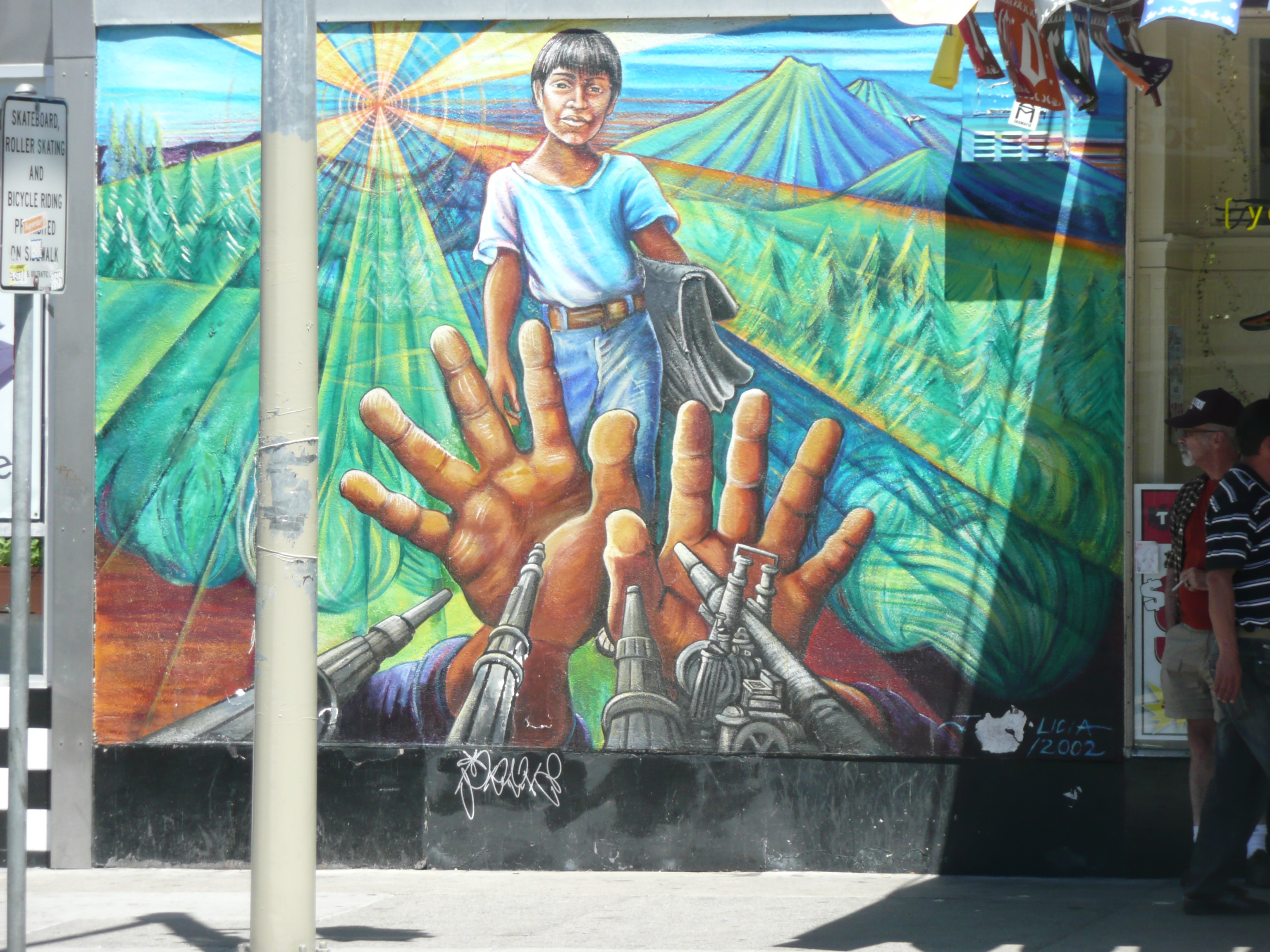 tales from the wall journeylism nl tales from the wall the mission district san francisco murals