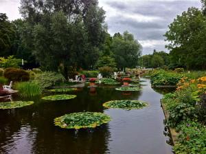 blomen und planten hamburg pond @ journeylism.nl