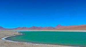 paso jama chile argentina high altitude lake @ journeylism.nl
