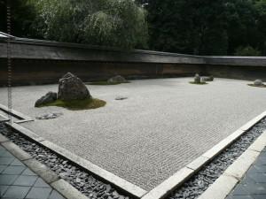 ryoanji zen garden kyoto @ journeylism.nl