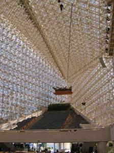 crystal cathedral organ @ journeylism.nl
