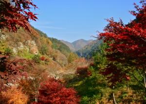 Natural beauty around Rock it Suda