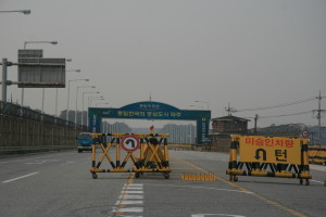 dmz north and south korea freedom bridge @ journeylism.nl