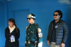 dmz north and south korea soldier @ journeylism.nl