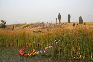 Imjingak park near Heyri