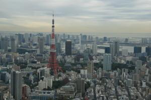 architecture japan tokyo tower @ journeylism.nl