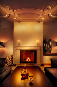 tulip house hotel bratislava cafe fireplace @ journeylism.nl