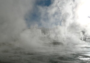 el tatio geyser chile steam @ journeylism.nl