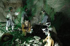 hwaam cave gold mine jeongseon south korea miners @ journeylism.nl