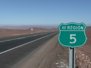 on the ruta chile argentina ruta 5 @ journeylism.n