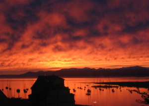 Ushuaia morning