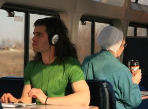 amtrak california zephyr passengers @ journeylism.nl