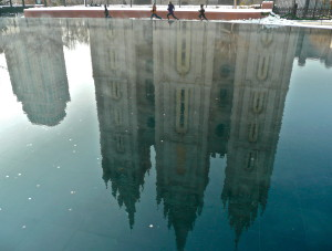 temple square salt lake city utah 4 seasons in 2 weeks scenic car route @ journeylism.nl