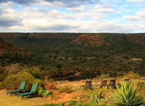 Iketla Lodge view