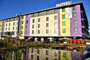 HOTEL VERDE_BACK DAY