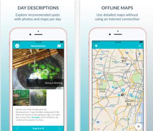 honshu japan favoroute road trip app by journeylism 2