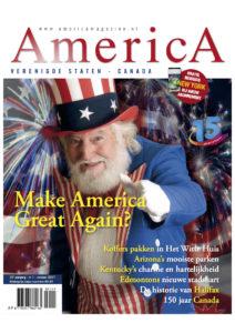america magazine #1 2017